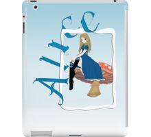 Alice in Wonderland  iPad Case/Skin