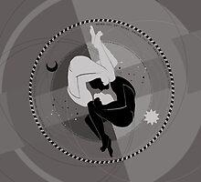 Hypostatic (Gray Duvet) by Mercy Romanova