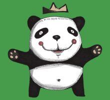 Panda Baby Tee