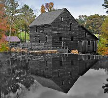 Variations On A Grist Mill by mrthink
