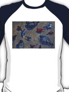 Birds on the Street T-Shirt