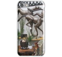 The Hunt is On . iPhone Case/Skin
