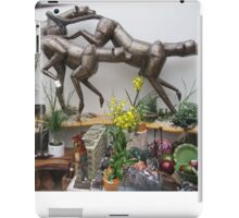 The Hunt is On . iPad Case/Skin