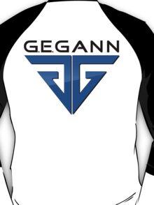 GEGANN blue T-Shirt
