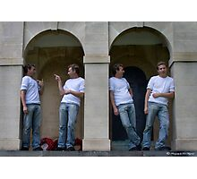 Four Times The Trouble Photographic Print