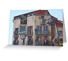 Cinema Cannes, Wall Art, Cannes, France Greeting Card