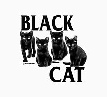 black cat flag Unisex T-Shirt