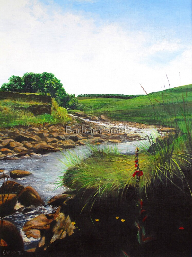 The River by Barbara Smith