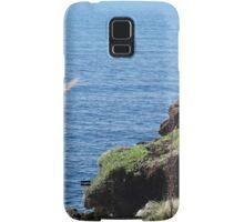 Puffin Jump2 Samsung Galaxy Case/Skin