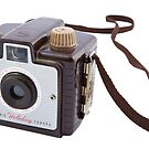 Brownie Camera by Marlene Hielema