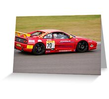 Ferrari F355 Greeting Card