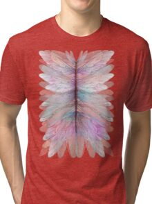 The Gleam of Dragonflies Tri-blend T-Shirt