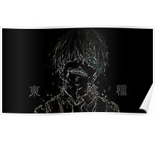 Tokyo Ghoul-Kaneki Ken Poster