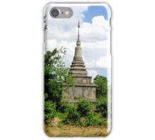 Pagoda's and Blessings All Around iPhone Case/Skin