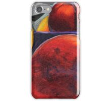 Stoned Fruit in Color Pencil iPhone Case/Skin