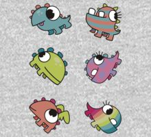 Baby Monsters - The Whole Family Kids Clothes
