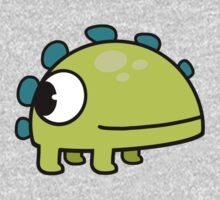 Baby Monster - The Cautious One Kids Clothes