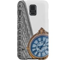 The Flatiron Building, New York City Samsung Galaxy Case/Skin