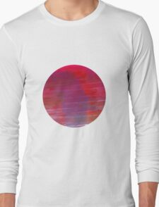 Bloody Moon Long Sleeve T-Shirt