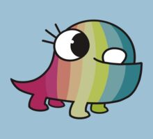 Baby Monster - The Colourful One by Meep