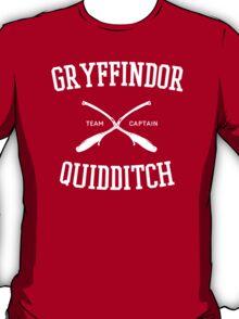 Hogwarts Quidditch Team: Gryffindor T-Shirt