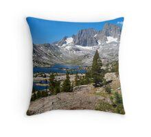 Ansel Adams Wilderness Throw Pillow
