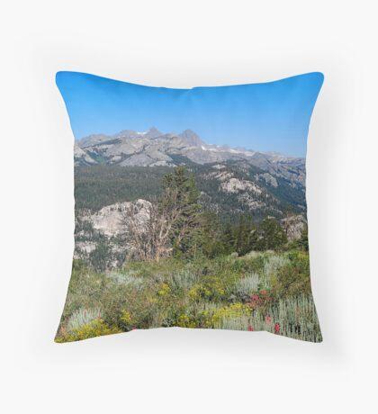 Minaret Vista Throw Pillow