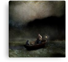 Charon's Lullaby Canvas Print