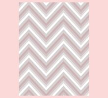 Pretty in Pink Chevrons Kids Tee