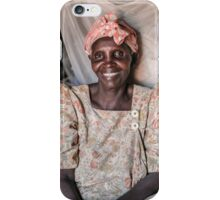Grandmother iPhone Case/Skin