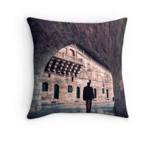 Pass Through By The History Throw Pillow
