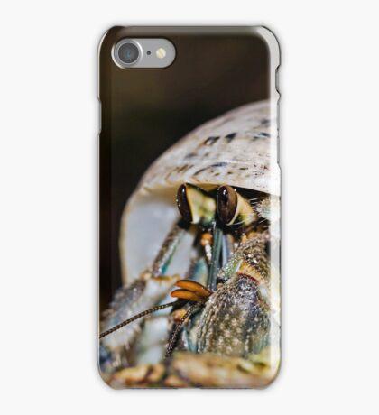 Hermit Crab - Coconut Crab iPhone Case/Skin