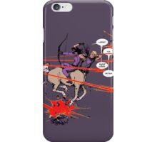 futzing lasers iPhone Case/Skin