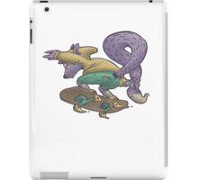 Skater Fox Demon iPad Case/Skin