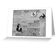 Le  goût (Art Card) Greeting Card