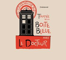 La Boîte Bleue (no background) Unisex T-Shirt