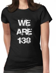 We are 138 Womens Fitted T-Shirt