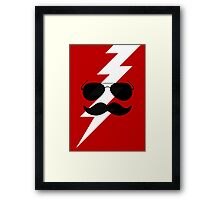 Boots Electric Framed Print