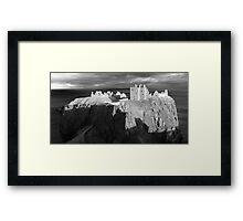 Donator Castle  Framed Print