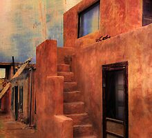 Acoma Pueblo   by Sherry Adkins