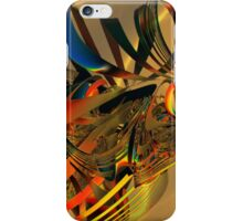 Spun Gold iPhone Case/Skin