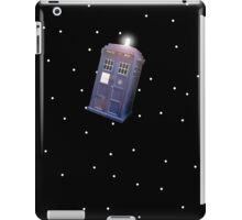 Police Box in Outerspace. iPad Case/Skin