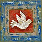 Christmas Dove - Noel, Peace by Neil Sutton