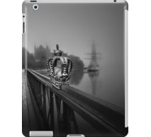 The Silver Crown iPad Case/Skin