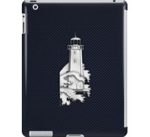 Nautical Chrome Mighty Lighthouse iPad Case/Skin