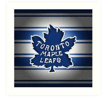 Toronto Maple Leafs 1927-1928 Art Print