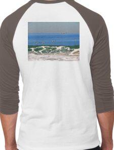 Shore Patrol Men's Baseball ¾ T-Shirt