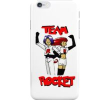 Team Rocket Accessories and Decorations! iPhone Case/Skin