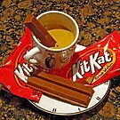 Chocolate Demi Tasse by longaray2