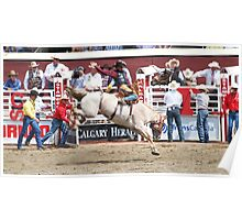 Calgary Stampede 2009, #38, Canada. Poster